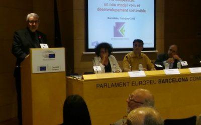 Presentación EFC en Barcelona