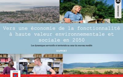 Vers une économie de la fonctionnalité à haute valeur environnementale et sociale en 2050