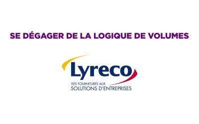 Lyreco : Se dégager de la logique de volumes