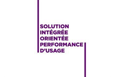 Solution intégrée orientée performance d'usage