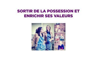 Tale Me : Sortir de la possession et enrichir ses valeurs